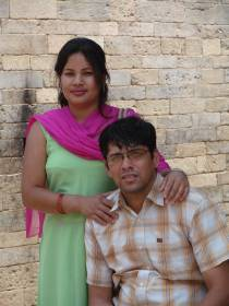 Niranjin and Sonu
