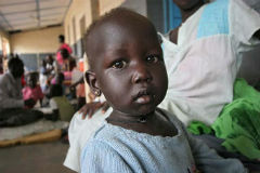 Sudanese child