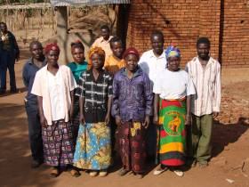 Magoma church caregivers